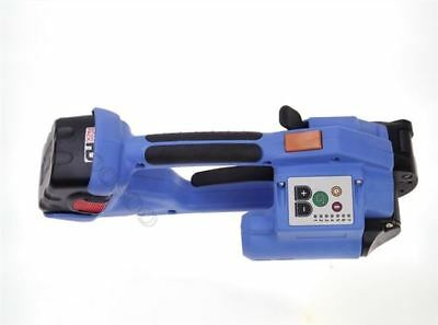 Electric Battery Powered Pp/Pet Strapping Machine ORT-200 Hand Packing Tool iw
