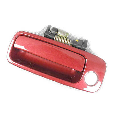 For 1997-2001 Toyota Camry B3919 Front Left Outside Door Handle Sunfire Red 3K4