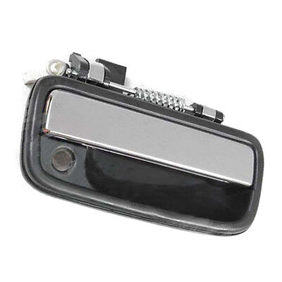 For 1995-2004 Tacoma Pickup Truck B3743 Front Right Outside Door Handle Chrome