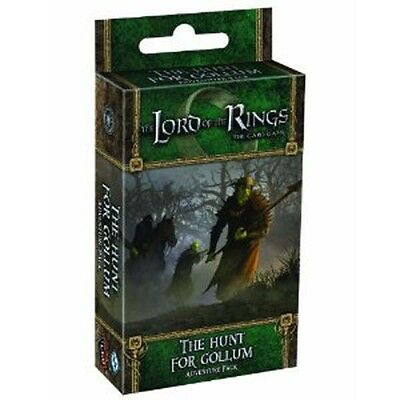 Lord Of The Rings Lcg The Hunt For Gollum Adventure Pk