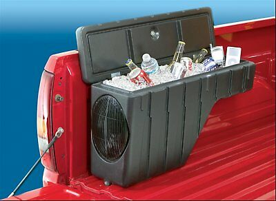 Vertically Driven Products Wheel Well Storage W/ Marine Grade Speaker 31100
