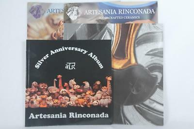 Rinconada 2 Catalogs & 2 Pamphlets/Flyers - Set of FOUR All NEW & Retired