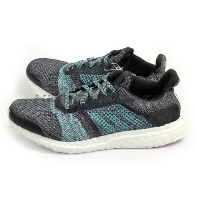 official photos 0f050 221d3 ADIDAS ULTRABOOST ST Parley Grey/Blue Spirit Running Shoes Sneakers 2018  DB0925