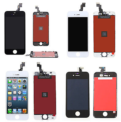 For iPhone 5 5C 5S SE 6 6s 7 8 Plus X LCD Display Touch Screen Digitizer Lot