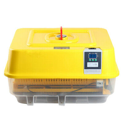 Digital Chicken Duck 39 Egg Incubator Fully Automatic Poultry Hatcher Supply