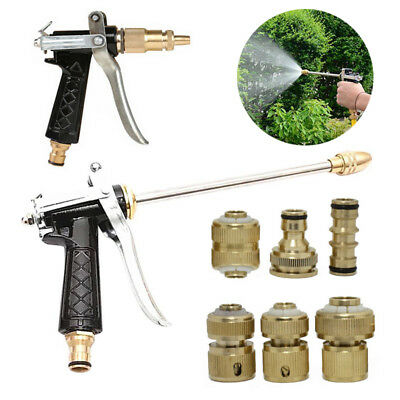 """Garden Irrigation Car Water Hose Pipe Fitting Tap Adaptor Connector 1/2"""" 3/'4"""""""