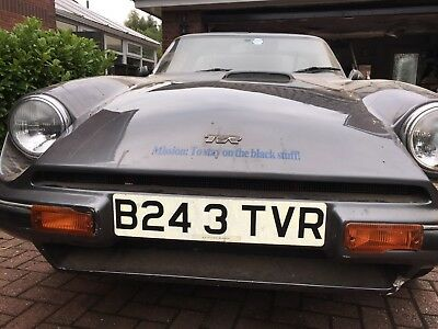 TVR S3 2.9 V6 EFi cologne engine Part finished project