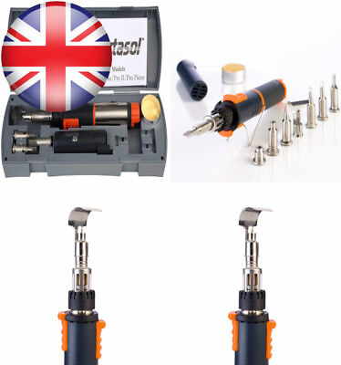 Portasol gas soldering-iron SuperPro 125 kit, high-quality, made in Ireland