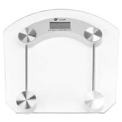 Peso Pesador Bascula de Baño Digital Cristal Personal Body Scale Weight 2003 B