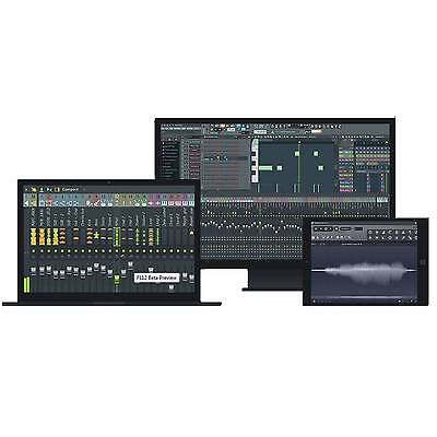 Image Line FL Studio 12 Fruity Edition Music Software