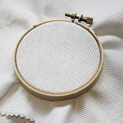 DMC Embroidery Hoop 3 inch Cross Stitch Frame Beechwood