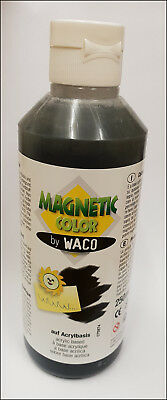 WACO Magnetic Color Magnetfarbe auf Acrylbasis Magnetwand-Farbe Magnettafel