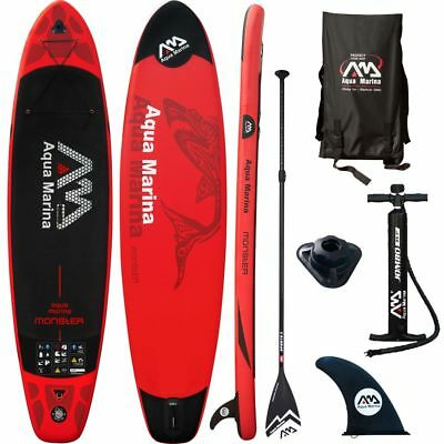 Aqua Marina SUP Board Monster Rot 365x82x15 cm Stand Up Paddle Board Surfboard