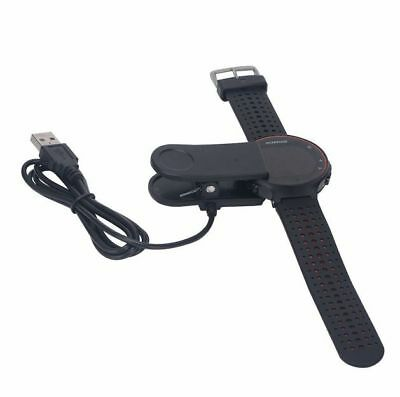Charging Clip Replacement USB Charger For Garmin Forerunner 230 235 630 735XT