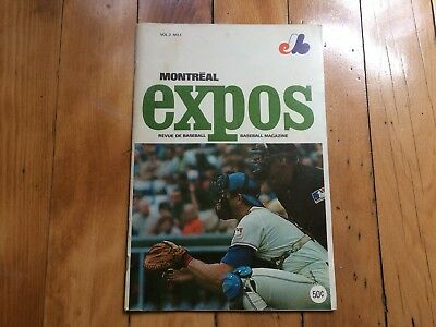 Montreal Expos 1970 official yearbook - Second season, Rusty Staub
