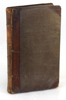 Leather 1829 Guatimala The Republic of Central American Henry Dunn w/Rare Map