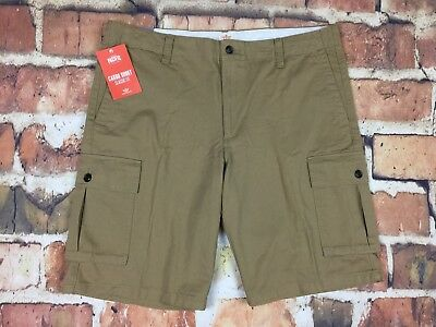 5355a215cf DOCKERS PACIFIC COLLECTION Tan Classic Fit Cargo Shorts - Men's Size 38  NWT! - $24.95 | PicClick