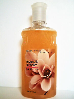 Bath Body Works MAGNOLIA BLOSSOM Bubble Bath, 10 fl. oz, NEW