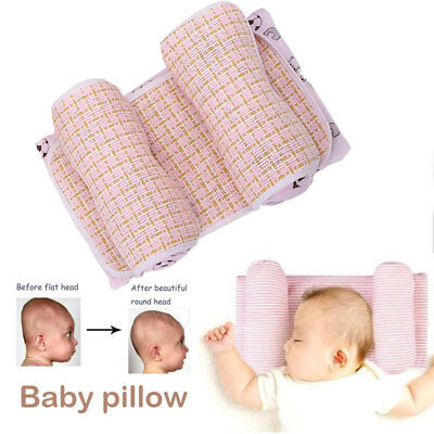 Bedding Protection Infant Shaping Pillow Soft 3 Colors Cushion Headrest