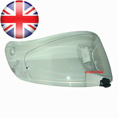 HJC Helmet Shield / Visor HJ-20M(Dark Smoke, Clear) For FG-17, IS-17, RPHA...