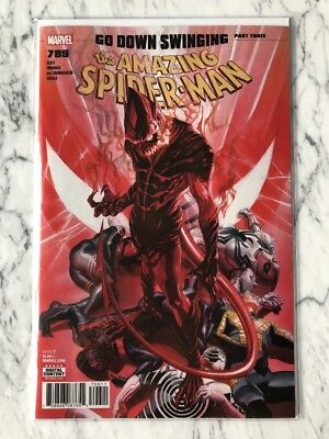 Amazing Spider-Man #799 1St Print Alex Ross Cover! First Red Goblin! Nm