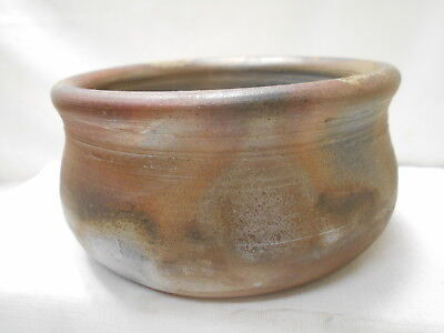 Japanese Tea Ceremony Pottery Bowl Chanoyu Traditional Vintage #140