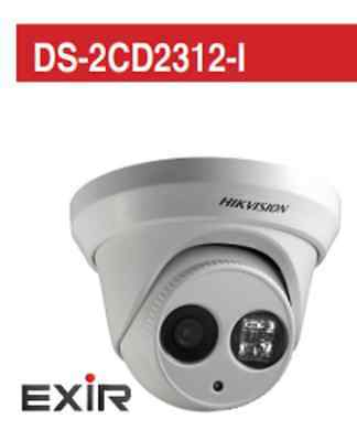 Genuine HIKVISION USA DS-2CD2312-I-2,8 **w/Factory Warrnty*