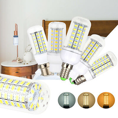 LED Corn Light Bulb Mogul Base E26 E27 E12 E14 G9 GU10 5W - 18W 5730 SMD Lamps