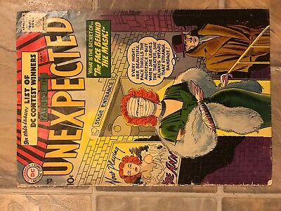 Tales of the Unexpected Issue #13 Jack Kirby Cover ( DC COMICS 1957 )