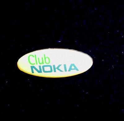 Pin:     Club - Nokia
