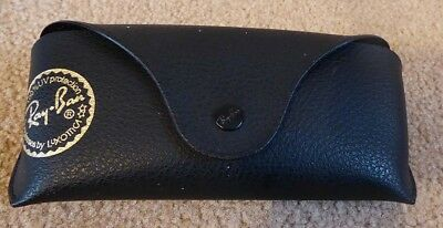 Rayban Soft Case With Cleaning Cloth (#12621689)