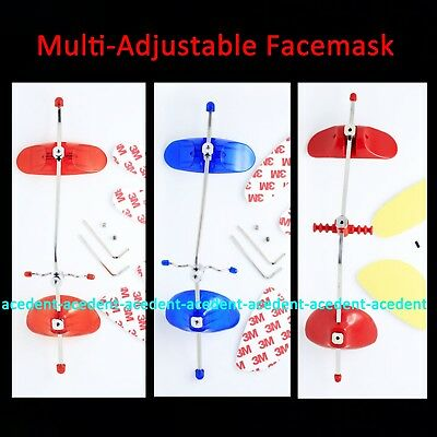 Adjustable Face Mask Orthodontic REVERSE PULL HEADGEAR for Class III Elastics