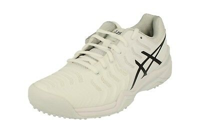 Asics Gel-Resolution 7 Grass Womens Tennis Shoes Ew101 Sneakers Trainers  0175