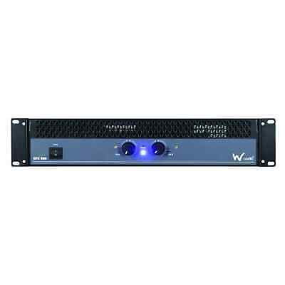 W Audio EPX 500 Stereo Power Amplifier