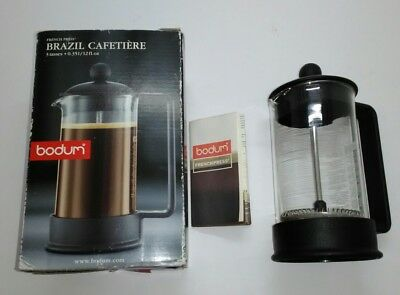 bodum french press 3 cup instructions