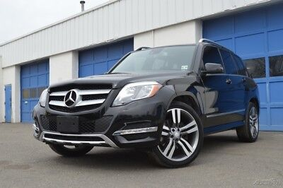 "Mercedes-Benz GLK-Class GLK 350 4MATIC® Premium Pkg 20"" Wheels Nav Panoramic Moonroof HK Audio Heated Seats & Wheel"