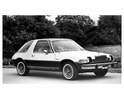 1979 AMC Pacer Hatchback Factory Photo ua5547-WYCC25