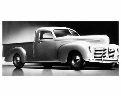 1940 Hudson Cab Pickup Truck Factory Photo ua8443-ILWANM