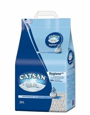 Catsan Hygiene Cat Litter - 20L