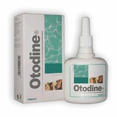 Otodine Ear Cleaner Solution 100ml