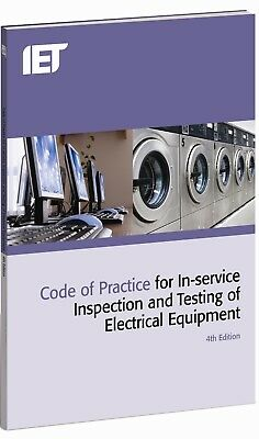 Code of Practice for In-service Inspection and Testing of Electric 9781849196260