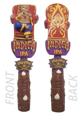 Indica IPA Tap Handle - Lost Coast Brewery