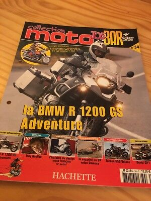 Joe Bar Team fasicule n° 34 collection moto Hachette revue magazine brochure