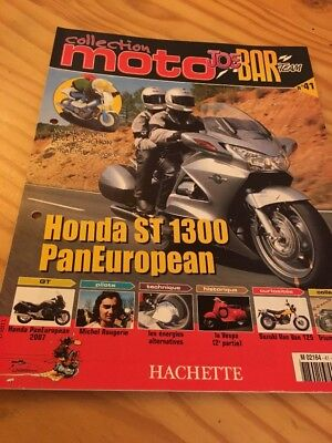 Joe Bar Team fasicule n° 41 collection moto Hachette revue magazine brochure