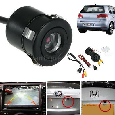 Waterproof 170° Wide Angle CCD Car Rear View Backup Reverse Parking Camera Z5M1