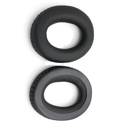 2PCS Durable Replacement Earpads for Bose Aviation Headset A10 A20 Headphones