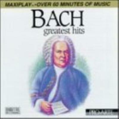 Bach, J.S. : Greatest Hits CD Value Guaranteed from eBay's biggest seller!