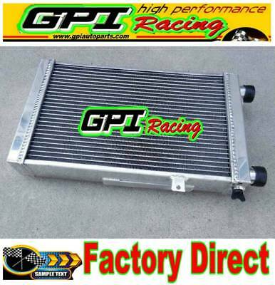 NEW 62 MM  Radiator Sports For Lotus Europa Coupe S1 S2 TC 1.5/1.6l 66-1976