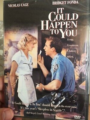 It Could Happen to You (DVD, 1998) New! Romantic Comedy