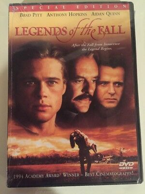 Legends of the Fall (DVD, 2000, Special Edition) NEW! Free Shipping in Canada!